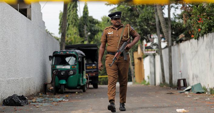 Attaques du Sri Lanka