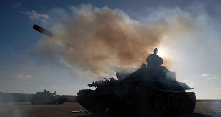 Crise en Libye