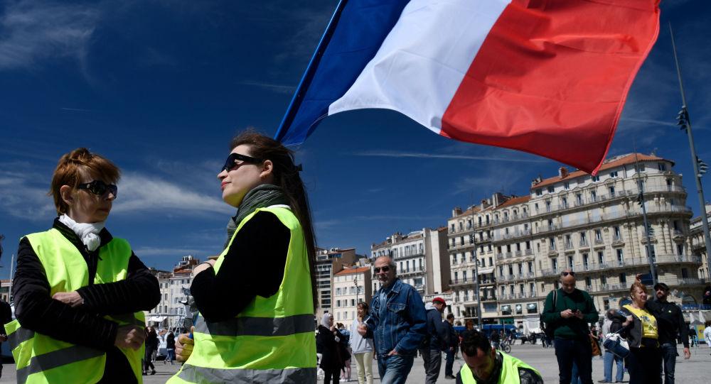 Des Gilets jaunes à Marseille, 2019