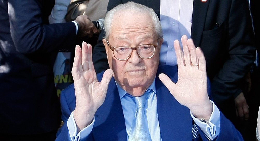 Jean-Marie Le Pen, archives