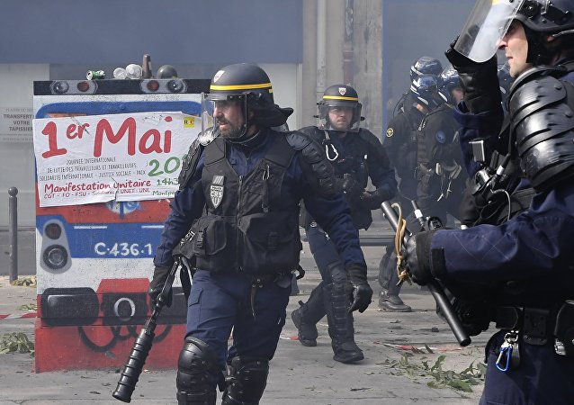 1er-Mai à Paris, 2019