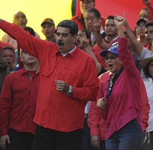 Venezuela, le Président Nicolas Maduro