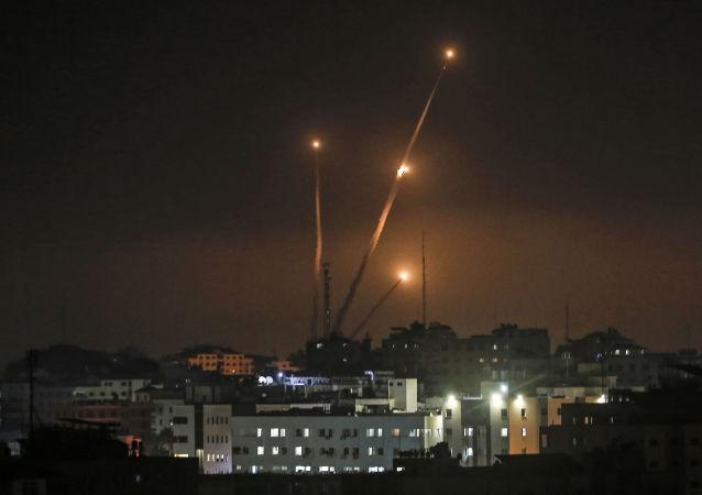 Des roquettes tirées vers Israël depuis la bande de Gaza