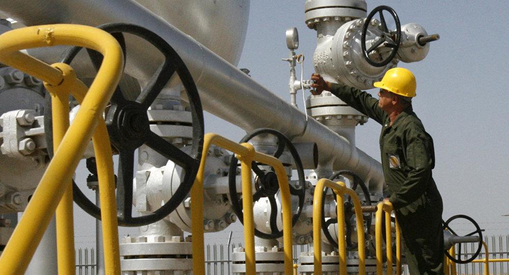 Une installation pétrolière (image d'illustration)