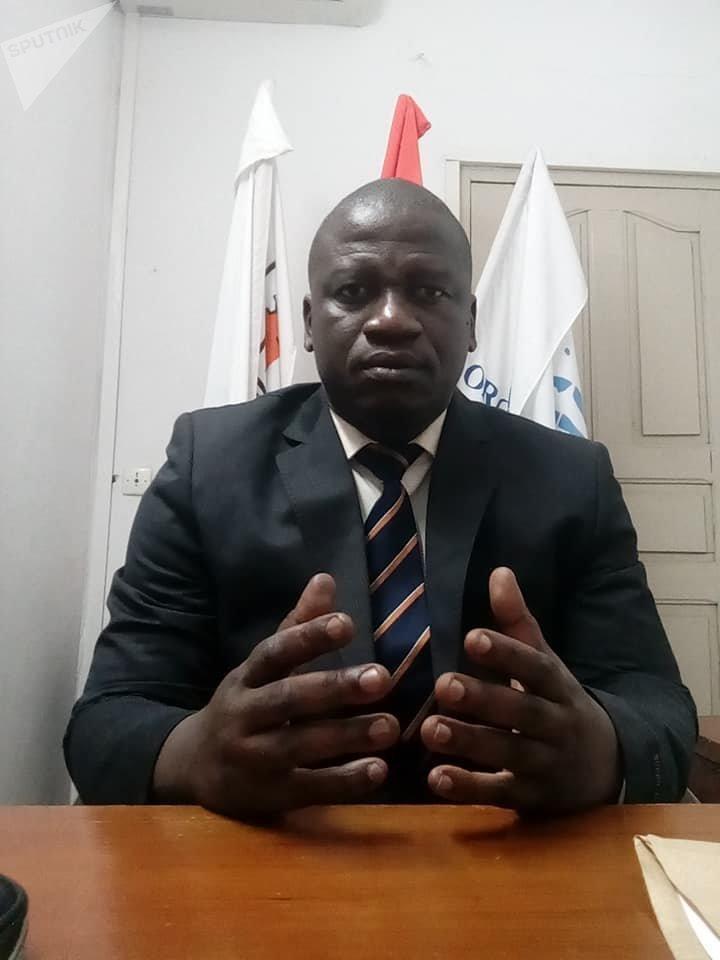 Alain Tahi, président de la Fédération des associations des consommateurs actifs de Côte d'Ivoire (FACACI)