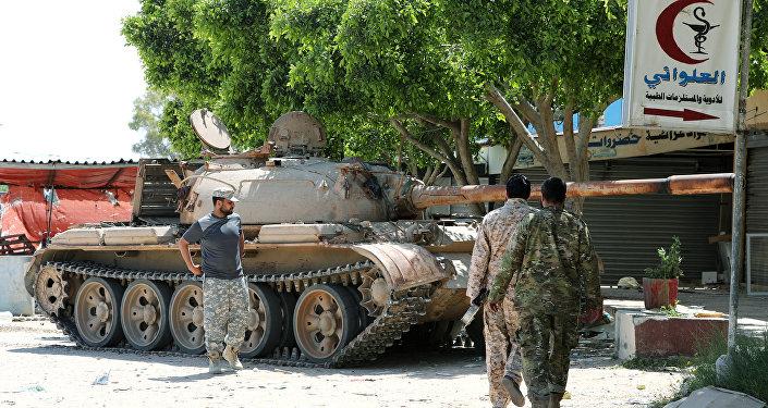 Libye: combats violents au sud de Tripoli