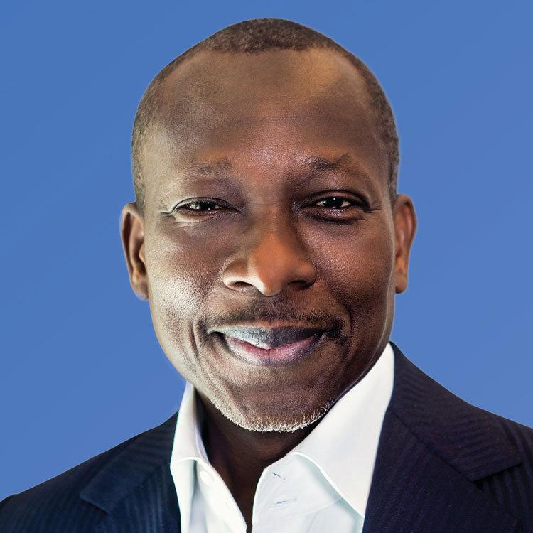 Une des photos officielles du Président béninois Patrice Talon