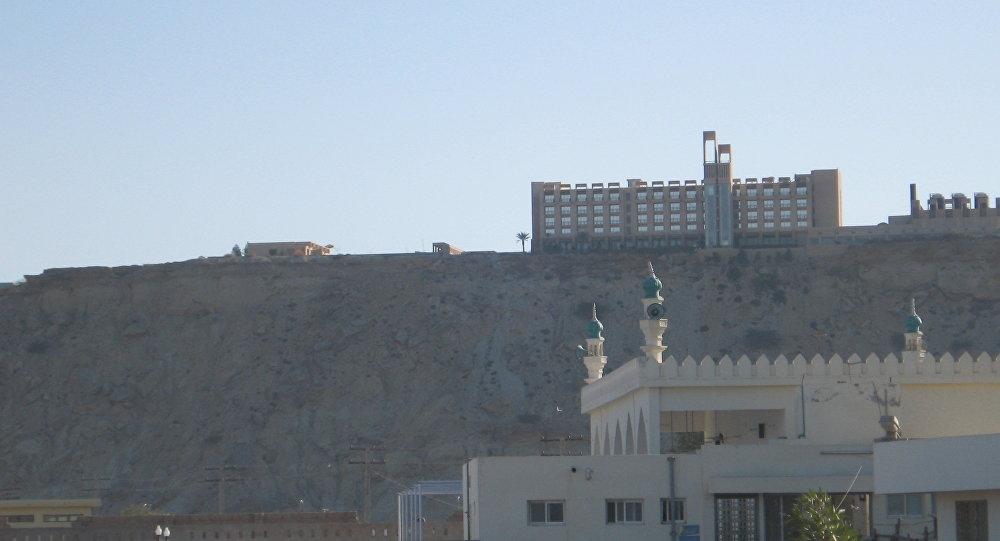 L'attaque d'un hôtel de Gwadar vise à