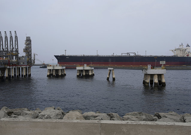oil tanker in Fujairah