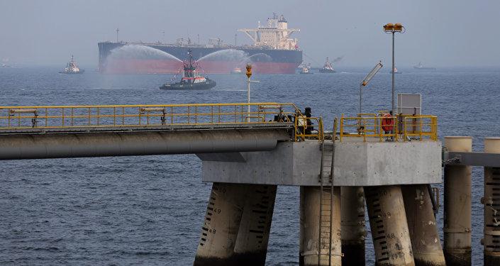Le port de Fujaïrah (image d'illustration)
