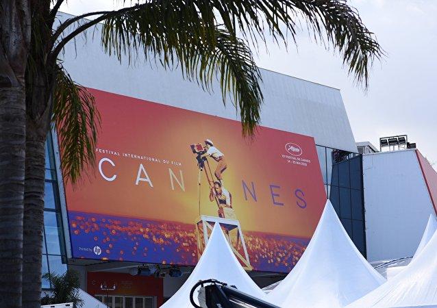 Канны перед открытием 72-го Каннскиого международного кинофестиваля