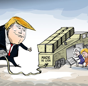 La partie américaine a menacé l'UE de conséquences économiques et politiques si cette dernière continuait de développer ses propres programmes d'armement