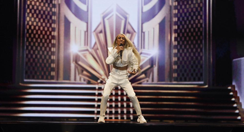Bilal Hassani perd deux places déclassé par l'Eurovision