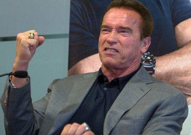 Arnold Schwarzenegger (Image d'illustration)