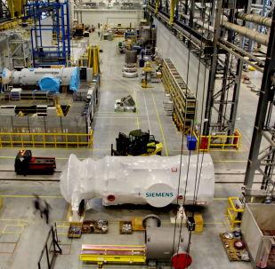 Siemens Gas Turbine Technologies à Saint-Pétersbourg