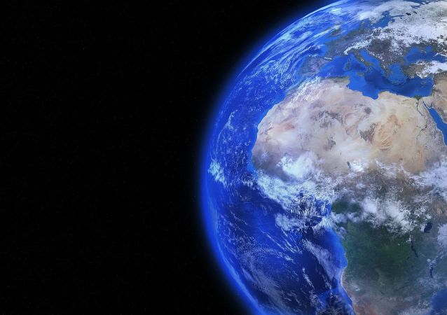 La Terre et la Lune (image d'illustration)