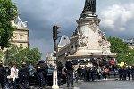 Acte 28 des Gilets Jaunes à Paris