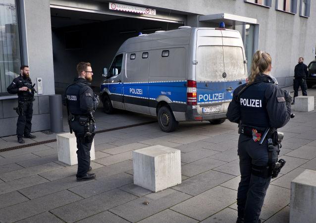 Deutsche Polizei (Symbolbild)