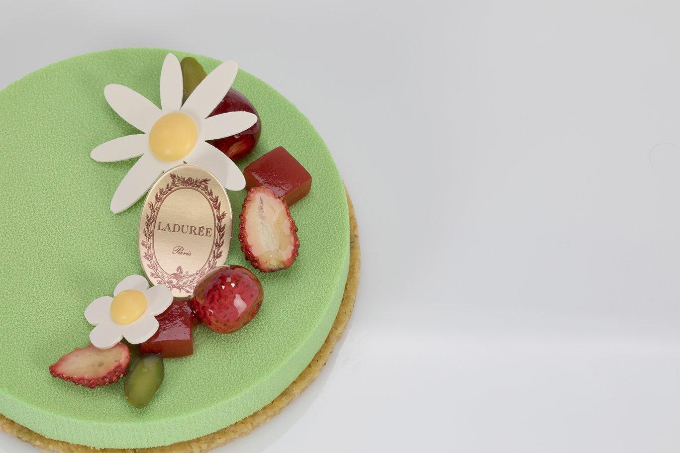 Le dessert de Ladurée