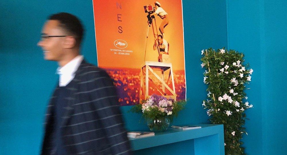 Dans les couloirs du Festival de Cannes