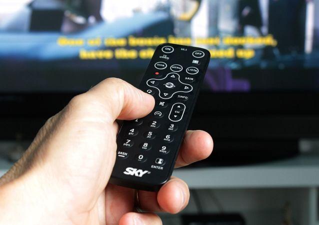 Une télécommande (image d'illustration)