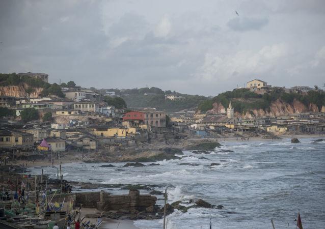 Ghana (image d'illustration)