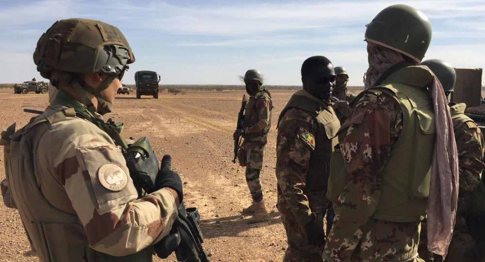 Mali, opération Barkhane