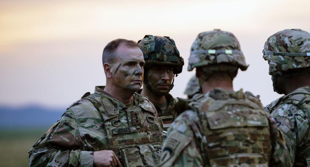 Des exercices militaires internationaux Saber Guardian (archives photo)