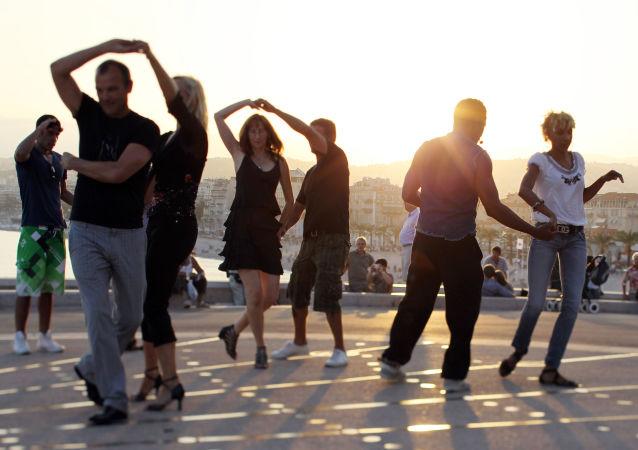 La fête de la musique à Nice