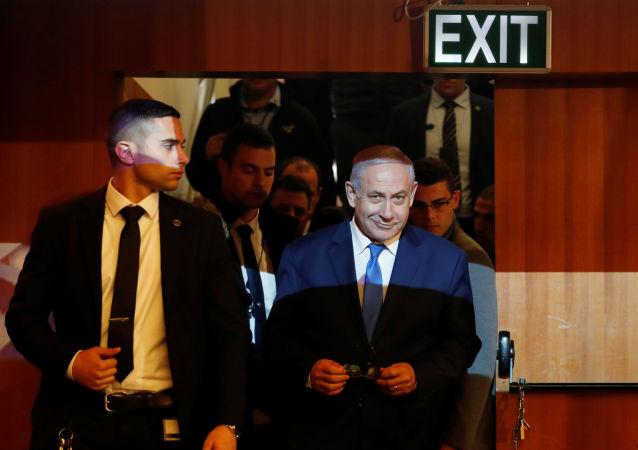 Benyamin Netanyahou