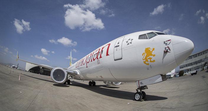 Un Boeing 737 Max 8 d'Ethiopian Airlines (image d'illustration)