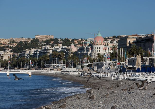 Nice, Promenade des Anglais