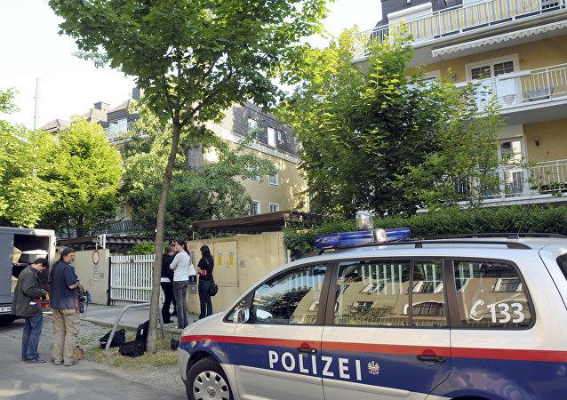 Police à Vienne