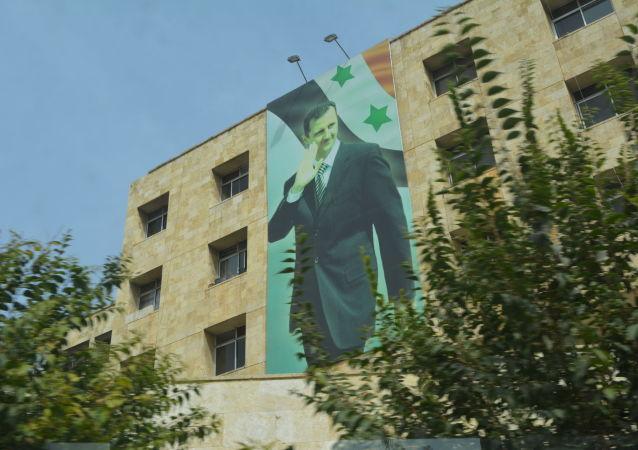 Syrie, image d'illustration