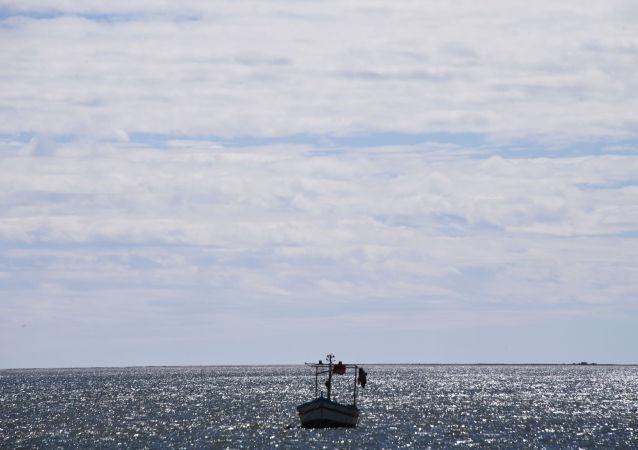 Tunisie, mer Méditerranée