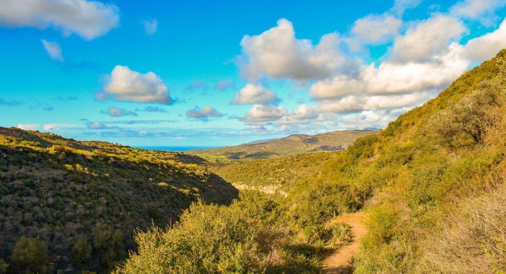 Montagnes de Chypre