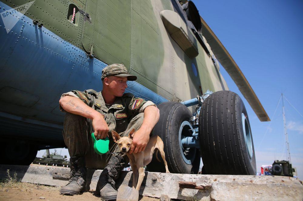 Impressionnants clichés du Forum militaire et technique international Armée 2019
