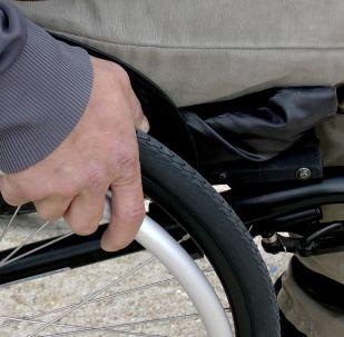 fauteuil roulant (image d'illustration)