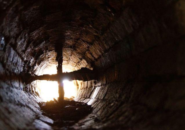 Un puits, image d'illustration