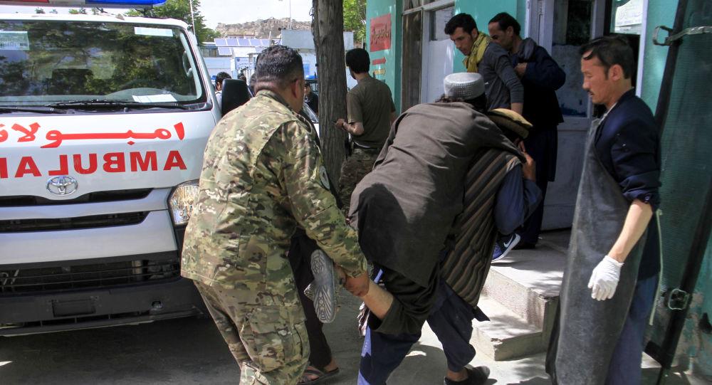un attentat à Ghazni, image d'illustration