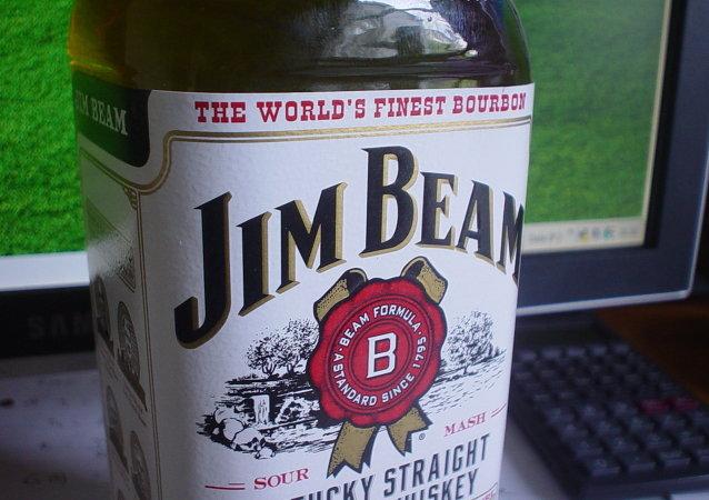 Jim Beam, marca norteamericana de Whisky Bourbon