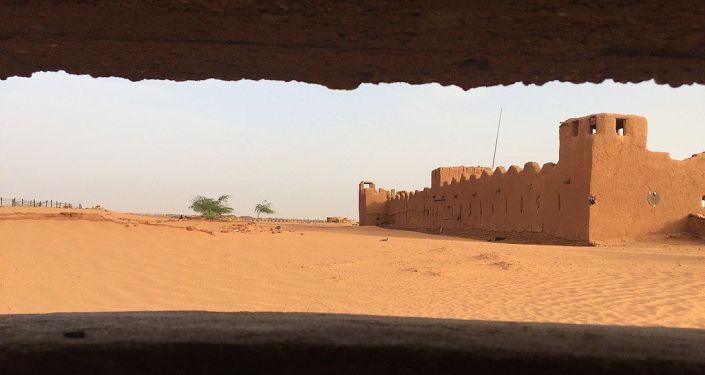 Madama, Niger