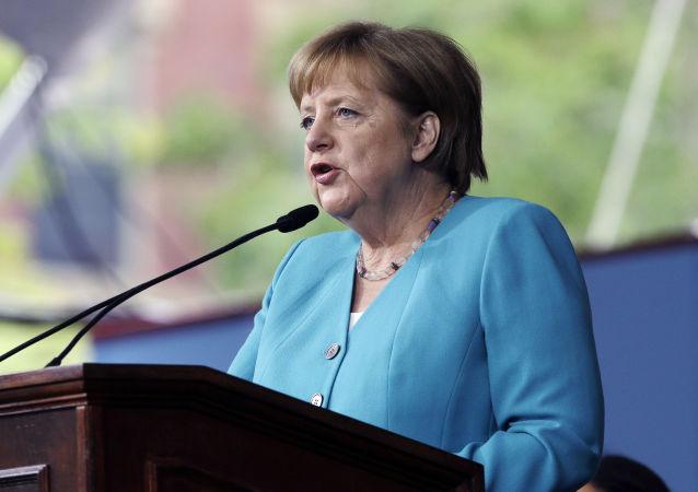 Angela Merkel, archives