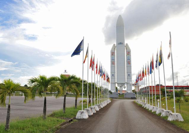 Le Centre spatial guyanais de Kourou.
