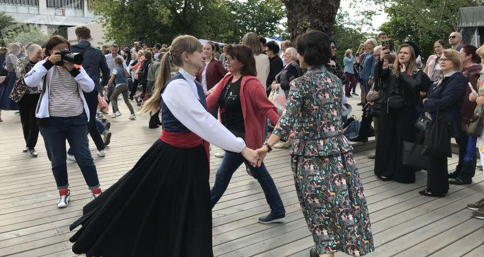 Journée de France 2019 à Moscou