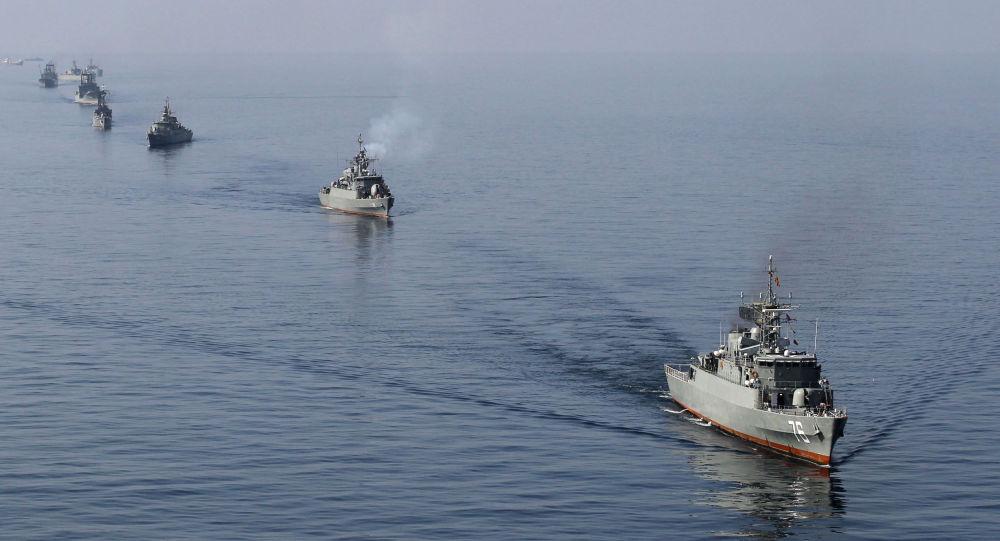 Un tanker sous pavillon britannique toujours bloqué dans le détroit d'Ormuz — Iran