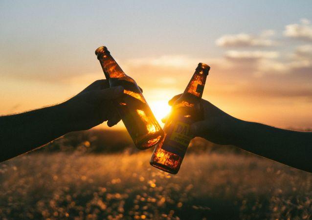 bière (image d'illustration)