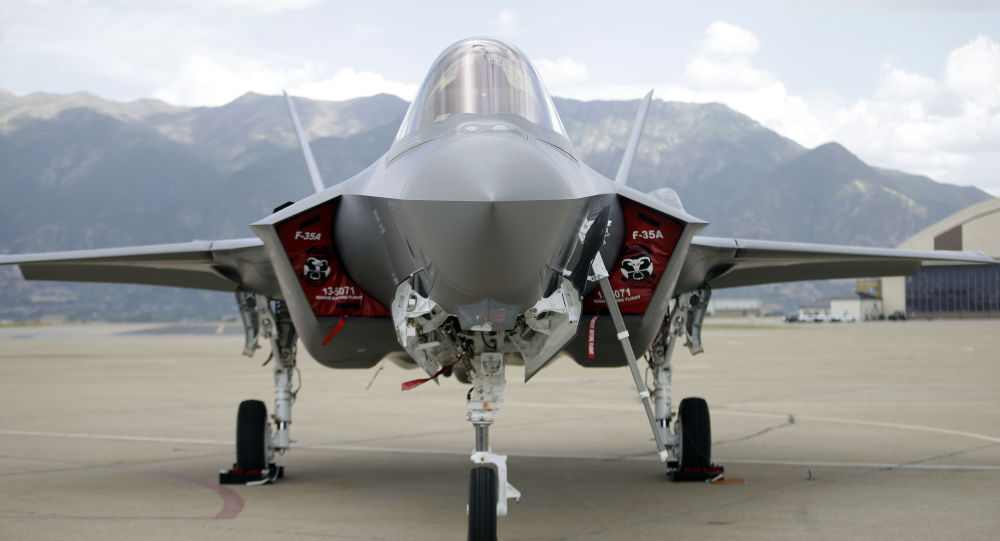 F-35 (photo d'archives)