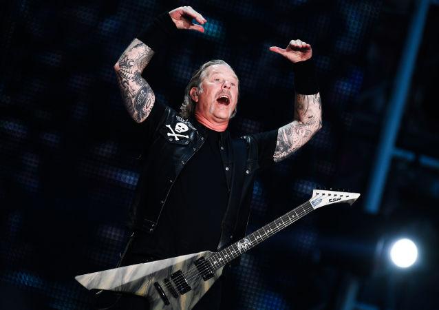 Concert de Metallica à Moscou