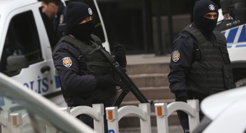 Police turque (image d'illustration)